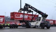 """Der Bode-Kombi-Shuttle """"Alter Schwede"""" verkehrt sechsmal wöchentlich zwischen Lübeck und Schweden"""